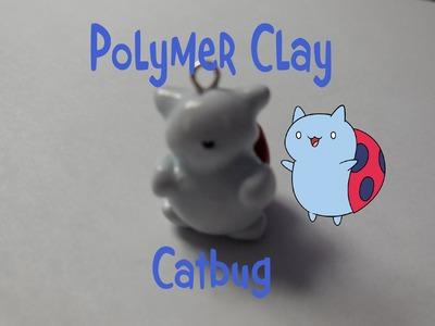 ~Polymer Clay Catbug Charm Tutorial~
