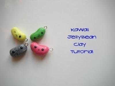 Polymer Clay Kawaii Jellybean Tutorial