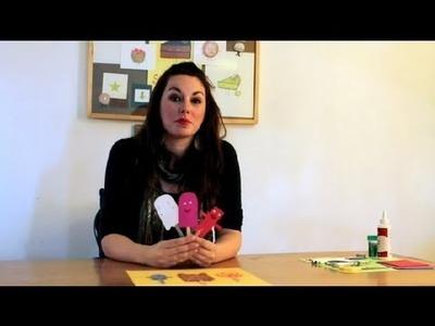 Popsicle Crafts for Kids : Nursery School Crafts