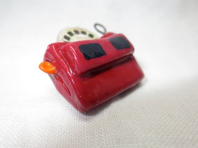 80's Toy Series - View-Master Polymer Clay