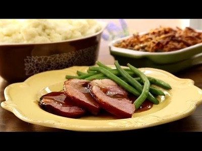 Ham Recipes - How to Make Honey Glazed Ham
