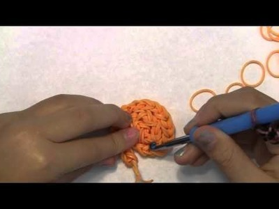 How To Make a Rainbow Loom Hamburger