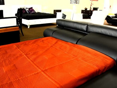 Modern Platform Bed with Remote Controlled Headrests and Storage | (866) 397-0933
