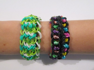 Monster Tail- Polka Bracelet (Original Design)