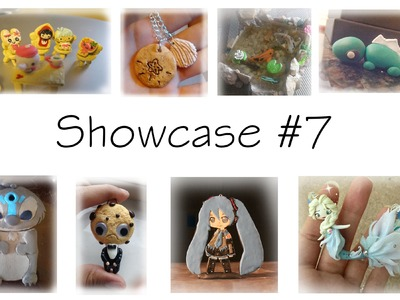 Polymer Clay Artists Showcase #7