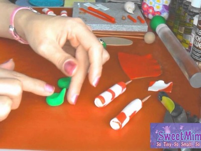 Polymer Clay Cute Elf Tutorial