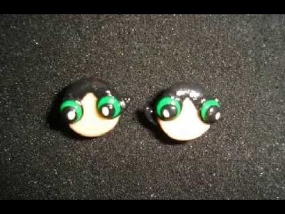 Polymer clay jewelry collection no.3