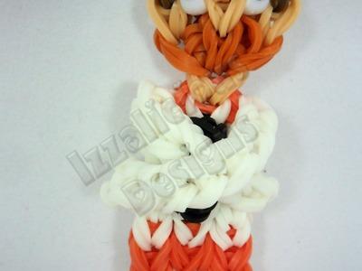 Rainbow Loom (Halloween.Horror) Hannibal Lecter Charm Action Figure - Gomitas