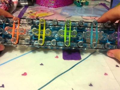 Rainbow Loom - Mini Bow Bracelet - Easy