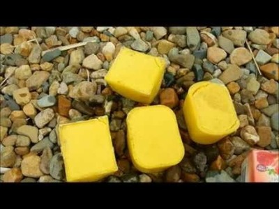Beeswax Processing Part 3 - simple cleaning, filtering, melting and rendering wax cappings at home
