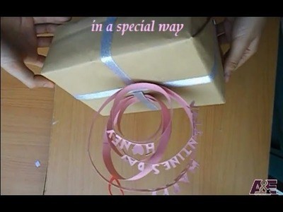 Creative Gift Wrapping Ideas for Valentine's Day #1