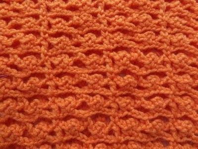 """Crochet with eliZZZa * Crochet Stitch """"Picotchi"""""""