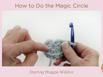How to Do the Magic Circle