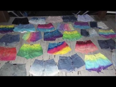 OBSESSION- DIY SHORTS!!!