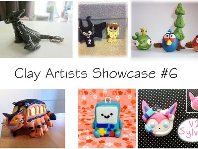 Polymer Clay Artists Showcase #6