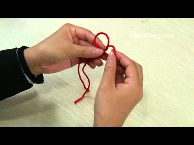 3186 How To Weave Chinese Knot Double Coin Knot