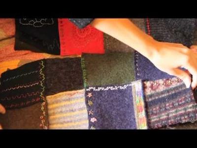 A crazy quilt for Christmas
