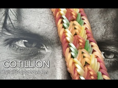 COTILLION Hook Only bracelet tutorial