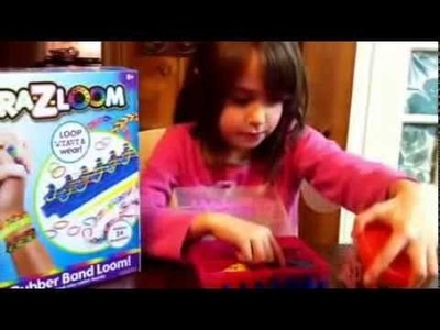 Cra-Z-Loom Ultimate Rubber Band Loom Review