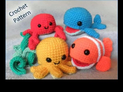 Crochet animals beginner