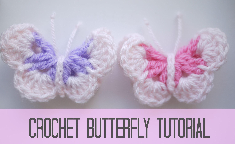 CROCHET: Butterfly | Bella Coco