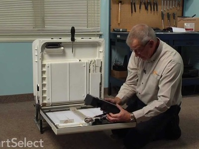 Dishwasher Repair- Replacing the Thermal Fuse & Harness (Whirlpool #675813)