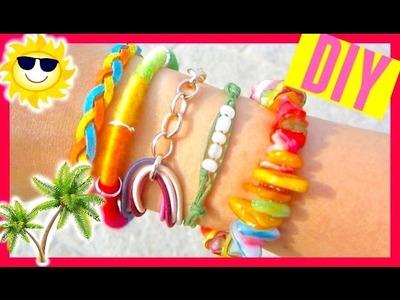 DIY Stackable Bracelets | DIY Friendship Bracelets