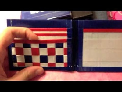 Duct Tape Crafts of the Week #10