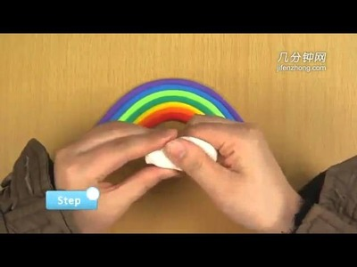 How To Make the Polymer Clay of the Rainbow