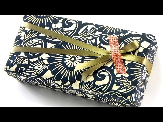 Japanese Department Style Gift Wrapping!