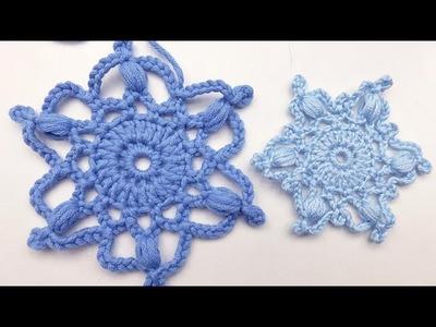Knitaholics Advent Calendar 2014 * December 01 * Baroque Crochet Star