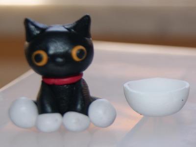 Kutsushita Nyanko: Polymer Clay
