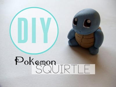 Pokemon Squirtle Tutorial [Polymer Clay ^_^]