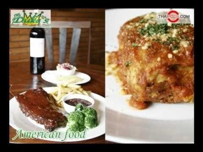 The Dukes Restaurant, Chiangmai ::: BY THAIPODS.com
