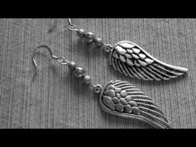 Upcycle old Jewelry: DIY Earrings
