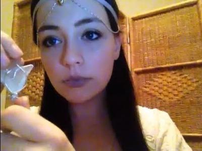 *.*.*.* ASMR Arwen Making an Evenstar *.*.*.*