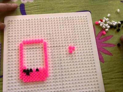 DIY: Gameboy Color in Pyssla | Jess.