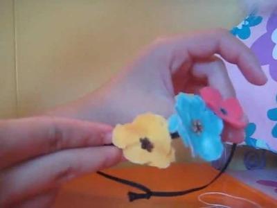 DIY : headbands for AG dolls