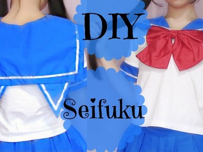 DIY Transfer T Shirt to Seifuku.Cat Seifuku | Japanese School Uniform
