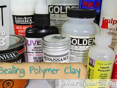 Do I HAVE to Seal Polymer Clay? Only if necessary!