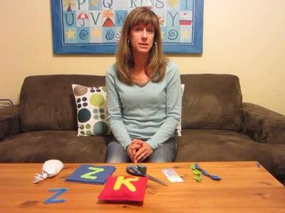 Easy Handmade Bean Bag Tutorial- How To Run A Home Daycare