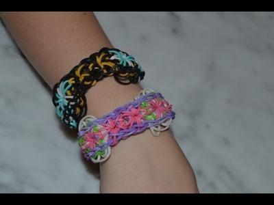 Hidden Charm Rainbow Loom Bracelet