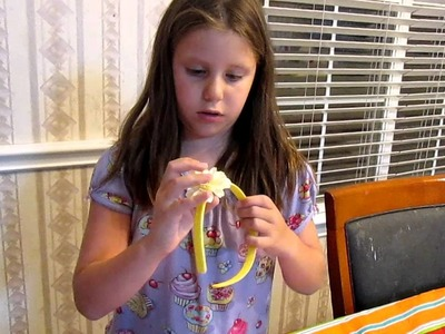 How to decorate head bands with flowers and gems
