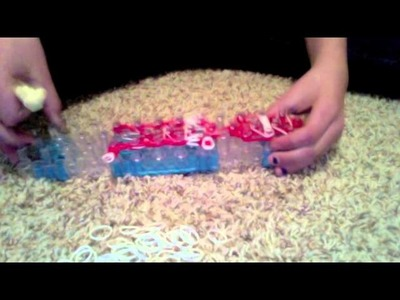How to Make a Gingerbread Man Charm on Rainbow Loom