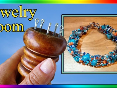 How To Make A Jewelry Loom