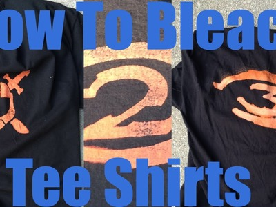 How to make gaming t shirts with common house hold items