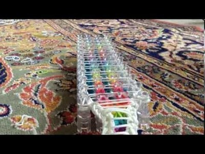 How To Make The Rainbow Loom Sailors Pinstripe