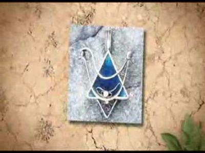 Israeli jewelry | Ethnic jewelry | filigree jewelry | silver necklaces | silver earrings
