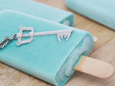 KINGDOM HEARTS POPSICLES - NERDY NUMMIES