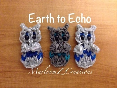 Rainbow Loom: Earth to Echo - Alien
